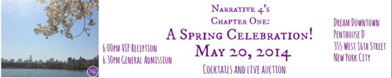 narrative 4 spring benefit